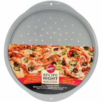 Plaque à tarte/Pizza Wilton ronde 36cm