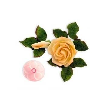 Découpoir à rose facile 90mm