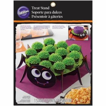 Présentoir à cupcakes araignée