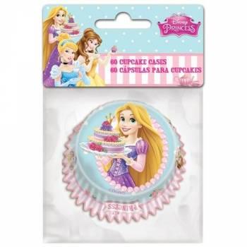 60 caissettes Princesses Disney