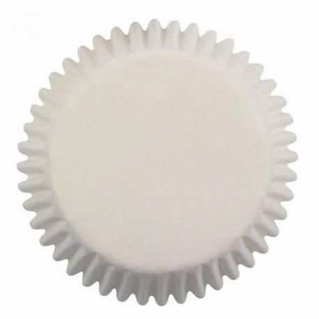 Paquet de 60 caissettes à cupcakes en papier résistant à la cuisson pour réaliser vos cupcakes, muffins....A utiliser avec 1 moule à...