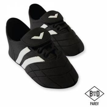 Paire de chaussures de FootBall Noire en sucre