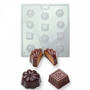 Moule à bonbons chocolat PME classic