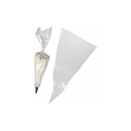 Lot de 50 poches à douilles Wilton en plastique 30 cm
