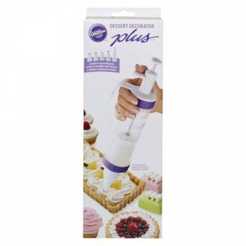 Dessert decorator Plus Wilton