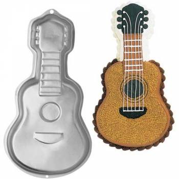 Moule WILTON 2D Guitare