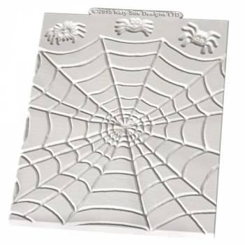 Moule modelage Katy Sue toile d'araignée