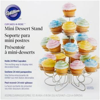 Presentoir mini cupcake wilton