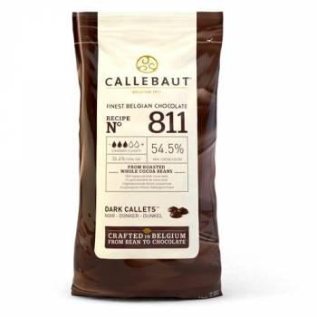 1 KG Galet de chocolat noir