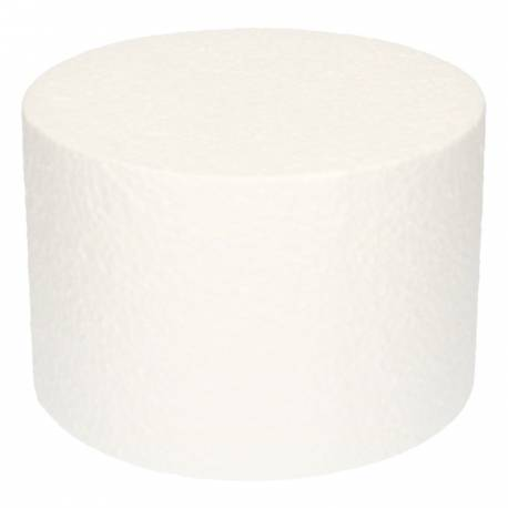 La commande d'un support en polystyrène correspond à un seul étage de pièce montée. Pour avoir une pièce montée complète, il faut...