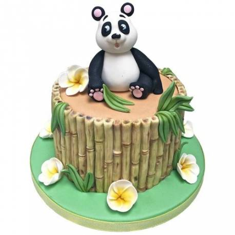 Décorez vos gâteaux avec ce moule de bambou unique de la marqueKaren Davies. Le moule Karen Davies est flexible et en silicone de...