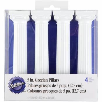 Lot de 4 colonnes grecque Wilton
