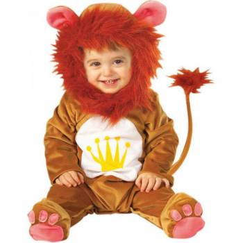 Costume Bébé Lion