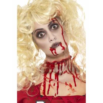 Set maquillage zombie