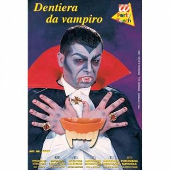 Dent de Vampire phosphorescente