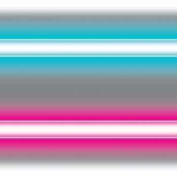 Frise néon