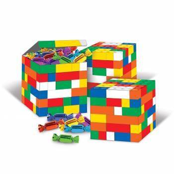 3 Boîtes cadeaux block party