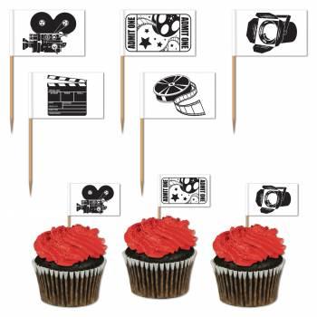 50 Pics cupcakes cinéma