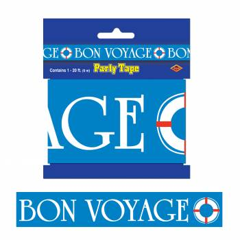 Banderole Bon voyage