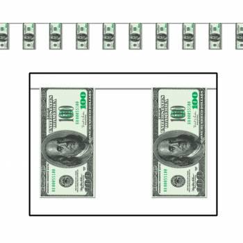 Guirlande de 12 billets