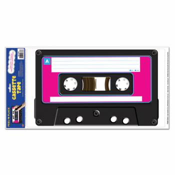 Décor mural Cassette 80's