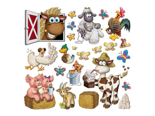 image animaux de la ferme rigolo