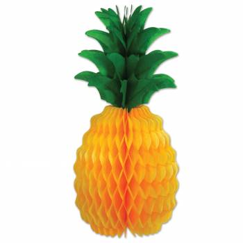 2 Décors Ananas 3D