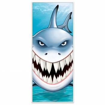 Décor de porte Requin