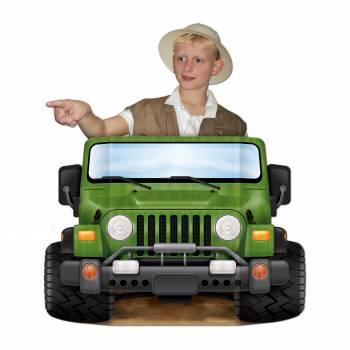Point photo Jeep