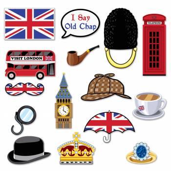11 décors Londres