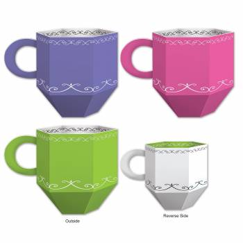 3 Boîtes cadeaux tasses à thé