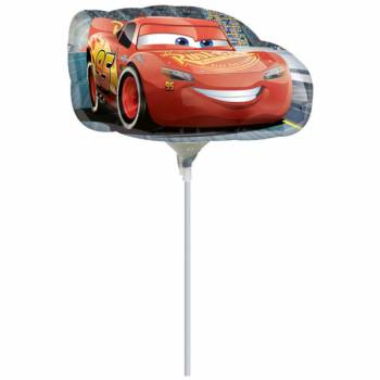 Mini ballon cars gonflé
