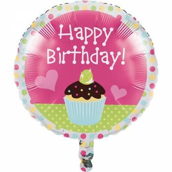 ballon geant cupcake party