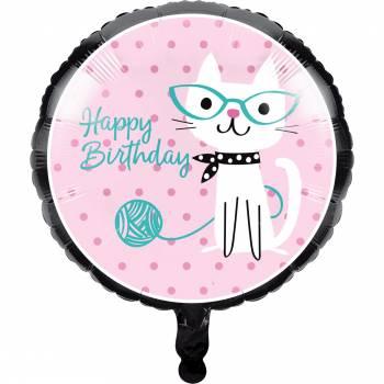 Ballon hélium Ronrons