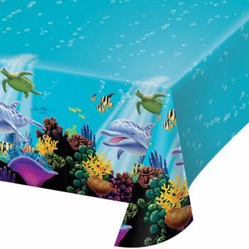 nappe plastifie ocean