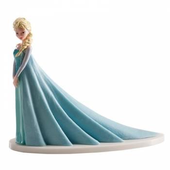 Figurine en plastique Elsa Reine des Neiges
