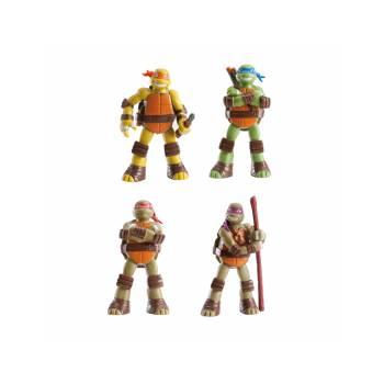 Figurine Tortue Ninja en plastique