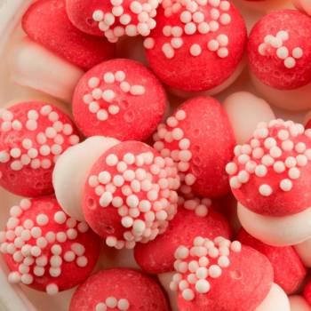 Champignons rouge en sucre 80gr