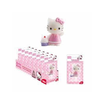 Bougie Hello Kitty cupcake