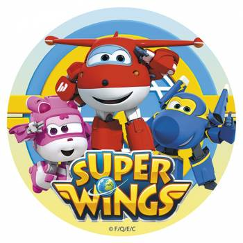 Disque ayme 16cm Superwings