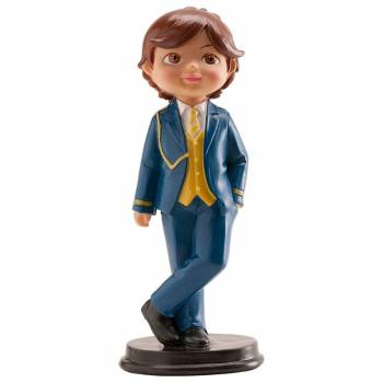 Figurine communiant Tomy