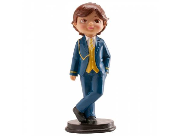 Figurine communiante Tomy
