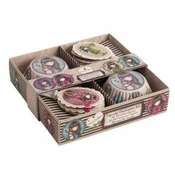 Kit déco cupcakes Santoro