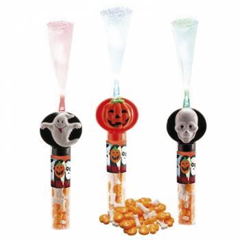 Distributeur de bonbons lumineux Halloween
