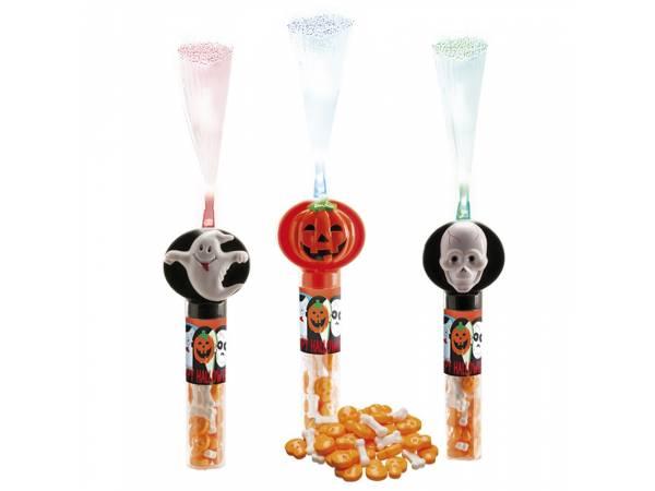 Bonbons hallowenn-Distributeur de bonbons lumineux Halloween