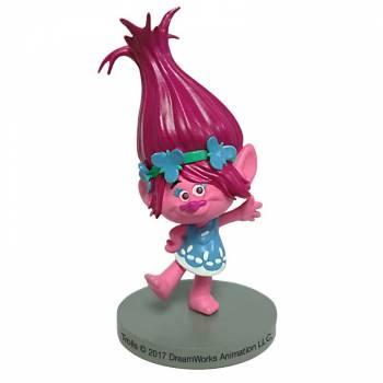 Figurine Poppy Trolls en plastique