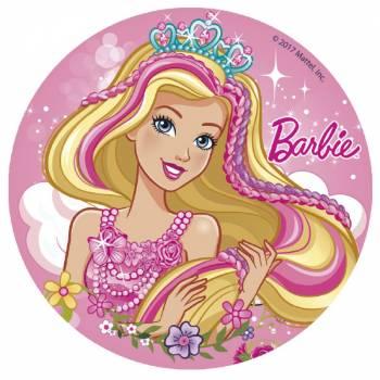 Disque ayme 16cm Barbie