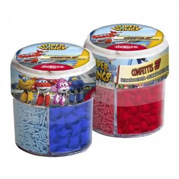 Confettis en sucre Super Wings