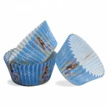 50 Caissettes à cupcakes Cendrillon le film