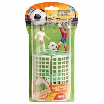Kit deco plastique Footballeurs